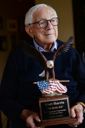 Mort Harris, philanthropist and American Axle co-founder, dies at 101