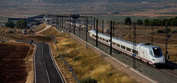 High-speed rail gets moment in congressional spotlight