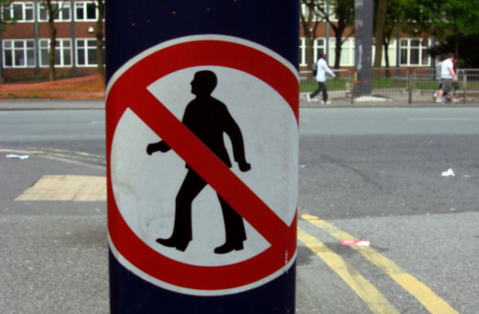 How (And Why!) to Repeal 'Jaywalking' Laws