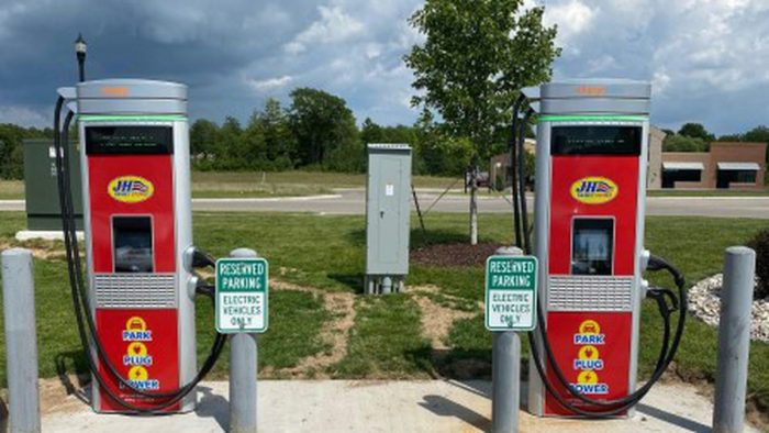 Governor Whitmer announces grants for 88 electric car charging sites