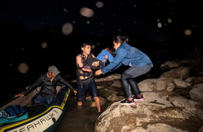 On the Border, Two Versions of One Immigration Reality
