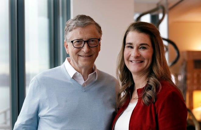 Gates divorce talks started in 2019 partly due to Epstein: WSJ