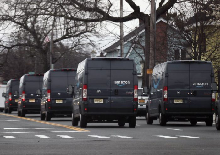 It's City vs. Delivery Vans, and the Vans Are Winning