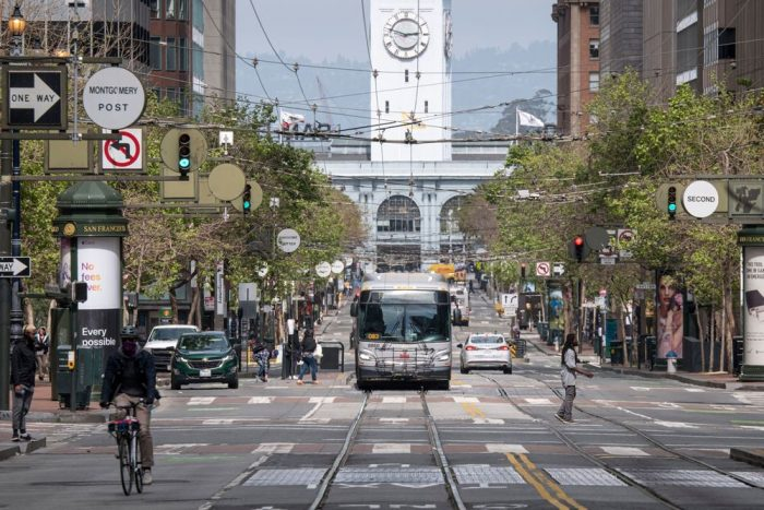 Pandemic Cuts to Public Transit Persist in Major U.S. Cities