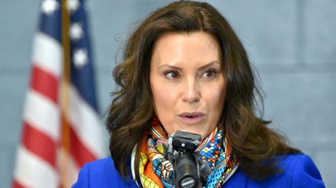 Whitmer rescinds Michigan's gathering, mask rules starting Tuesday