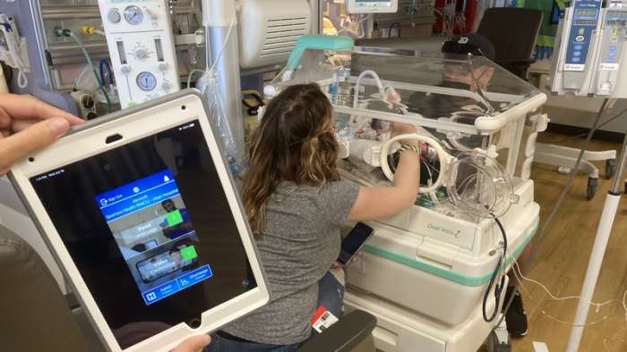 Sparrow Hospital Uses New App To Connect With Parents Of Intensive Care Babies