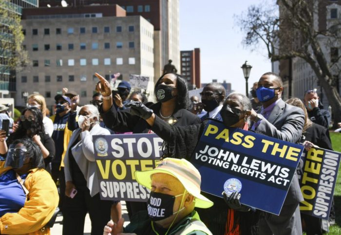 Rev. Jesse Jackson: The movement for justice will not be deterred