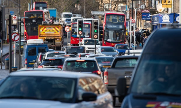 Is the UK lagging behind in greening its cities?