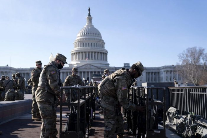 Congress clears $521M to pay for National Guard costs tied to Jan. 6 attack, Tlaib votes no