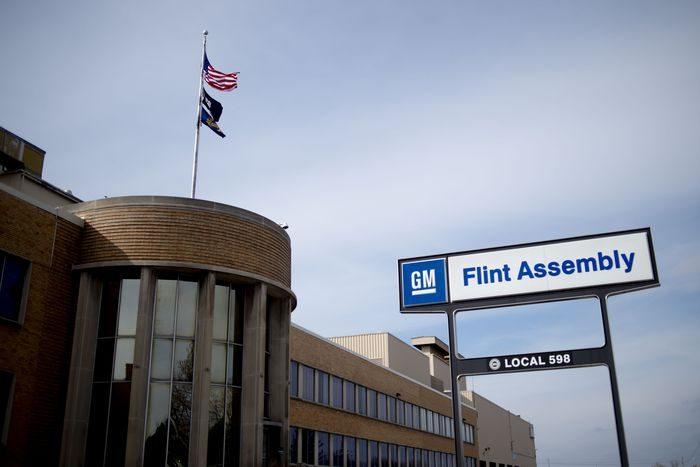 Semiconductor shortage will shut down GM Flint Assembly, Lansing Delta Twp. plants next week