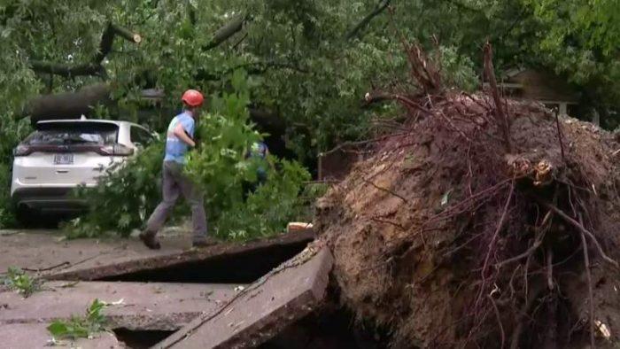 Gov. Whitmer declares state of emergency for Farmington, Southfield, Farmington Hills due to storm damage