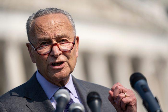 Senate negotiators finalize bipartisan infrastructure bill