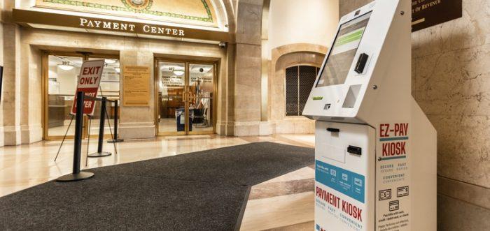 US cash payment kiosks rise despite digital age