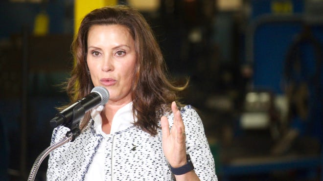 Whitmer: Due to political divide 'it appears that we live, increasingly, in two Michigans'