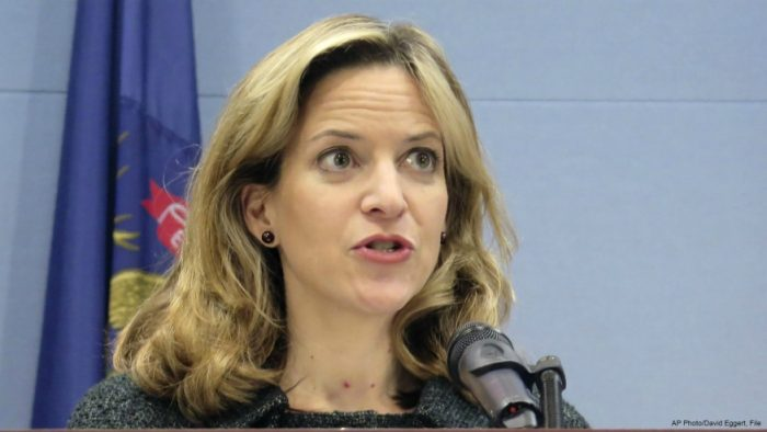 Secretary of State mobile office brings people government services