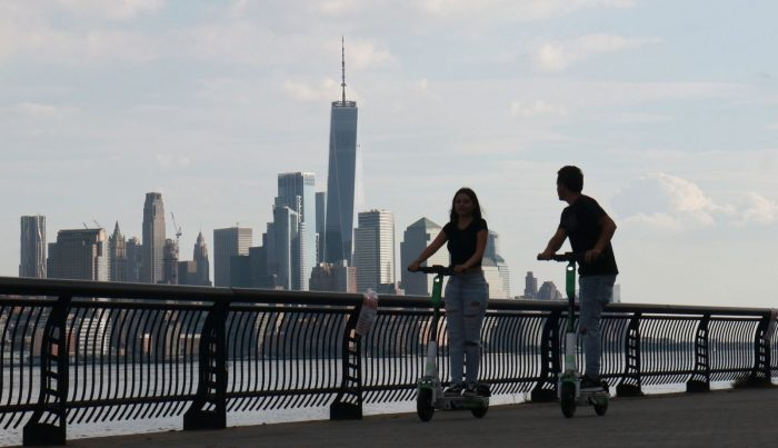 Is There Room for E-Scooters in New York City?