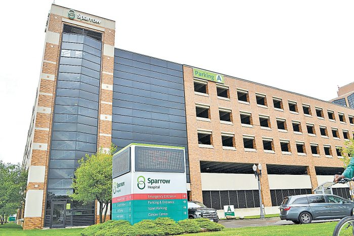 Nurses cry foul over working conditions at Sparrow Hospital