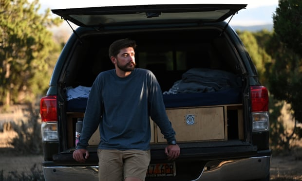 'Nobody cares I have nowhere to live': wildland firefighters struggle with homelessness