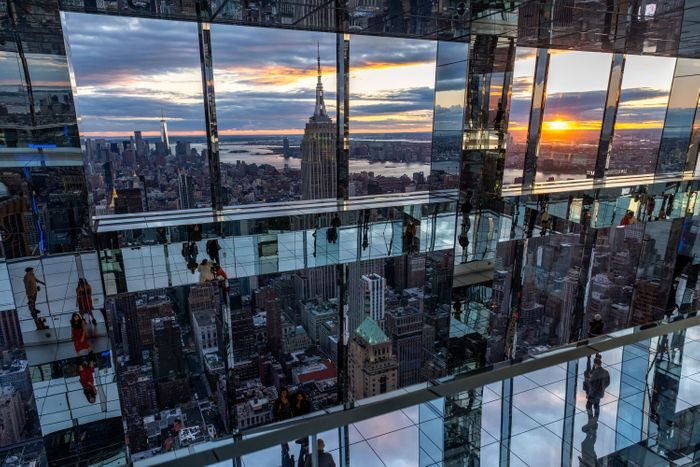 The Observation-Deck Experience at One Vanderbilt Is Ridiculous