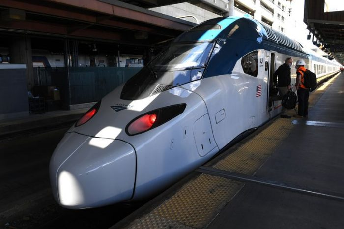 Is This High-Speed Train the First Megaproject of the Biden Era?