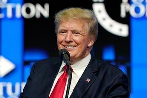 Trump's new media venture could make him billions