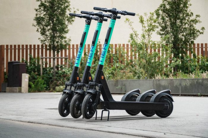 Irish government approves legislation on e-scooters