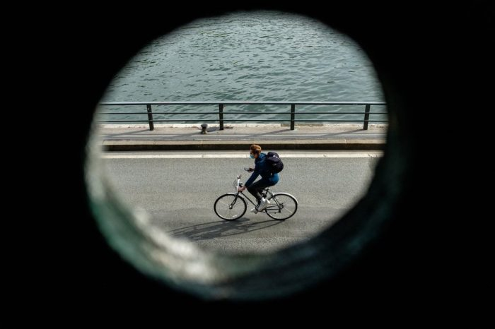 Paris Rides Out a Bike Theft Crime Wave