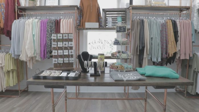 Local boutique keeping us on trend with seasonal clothing and holiday gift ideas