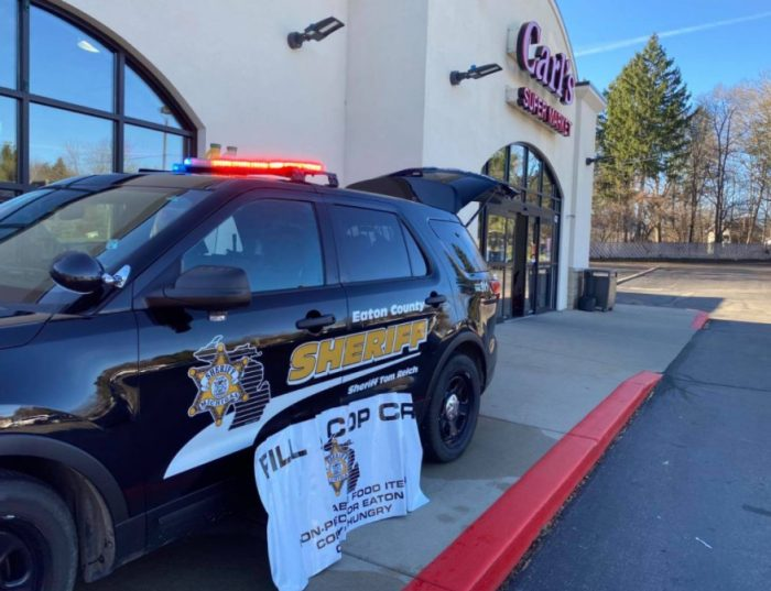 Eaton County Sheriffs department receives overwhelming amount of donations