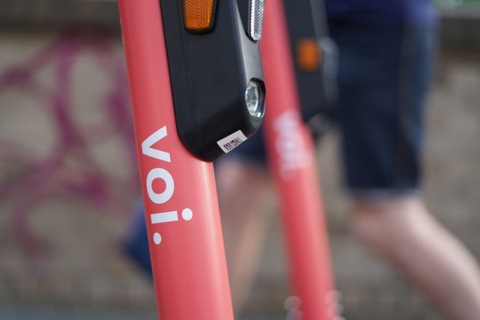 'Vision technology' joins growing list of e-scooter safety innovations