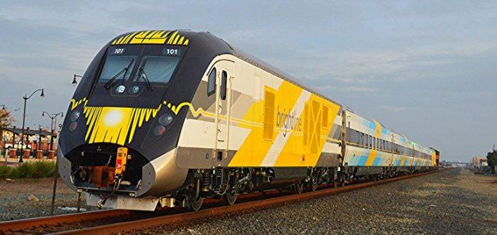 Brightline, Disney strike deal for high-speed rail station near Orlando, FL