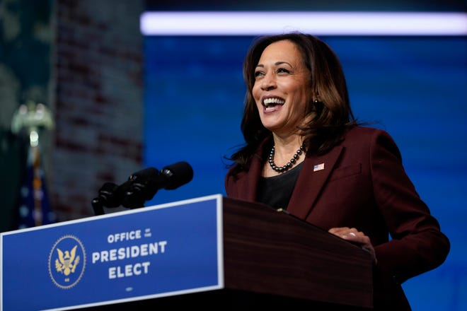 As Kamala Harris prepares to take the VP spot, local women say: It's about time