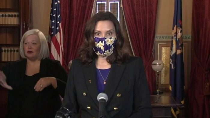 Gov. Whitmer outlines plan to jumpstart Michigan's economy, end COVID-19 pandemic