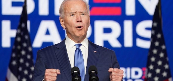 Leaders praise local provisions in Biden's recovery plan