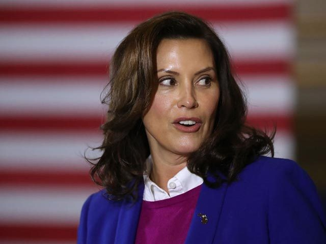 Gretchen Whitmer: 'Can't Stand People That Have One Rule for Others, Different One for Themselves'