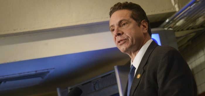 Cuomo announces $306B infrastructure plan for New York