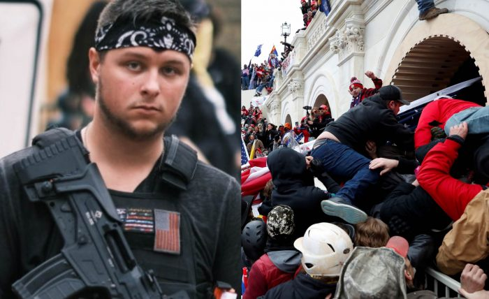 'Boogaloo Boi' Leader Who Aligns with Black Lives Matter Boasted About Organizing Armed Insurrection On US Capitol