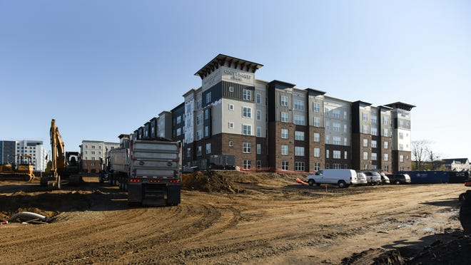 Sneak Peek: See inside the Red Cedar project's new University Edge apartments