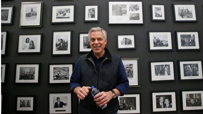 Ford creates top role for ex-presidential candidate Jon Huntsman with $1M salary