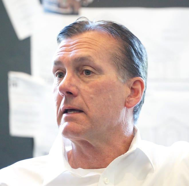 Farmington Hills pastor wants to be Michigan's next governor