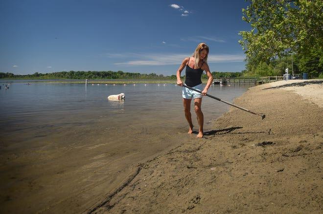 High E. coli levels prompt swimming advisory at Bath Township's Park Lake