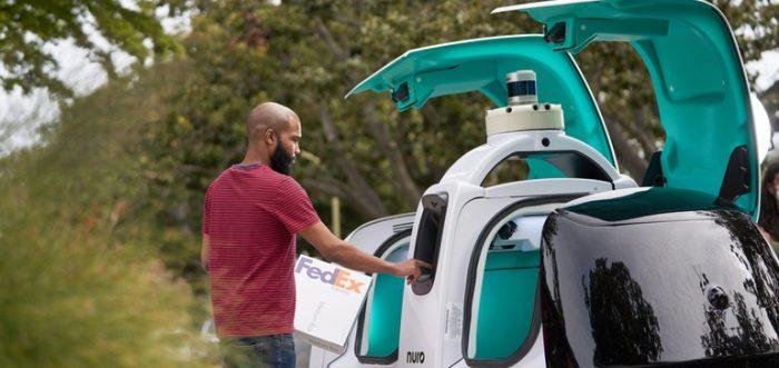 FedEx, Nuro sign multi-year deal to test autonomous last-mile delivery