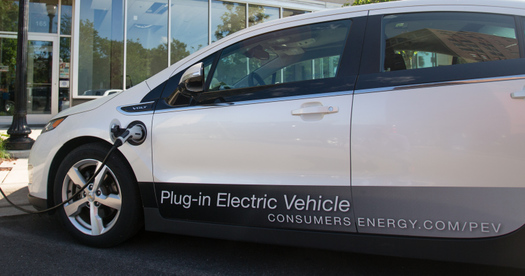 New MI Program Puts Millions into Electric Vehicle-Charging Stations