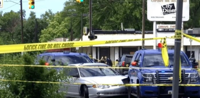 Flint, MI: Police Officer Returns Fire After Being Shot At By Passing Motorist, 19-Year-Old Alleged Shooter Is Dead