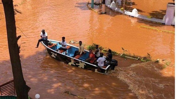 Maharashtra: How one city avoided worst of India floods