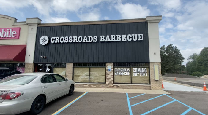 Crossroads Barbecue set to open new locations in Lansing Township, Grand Ledge