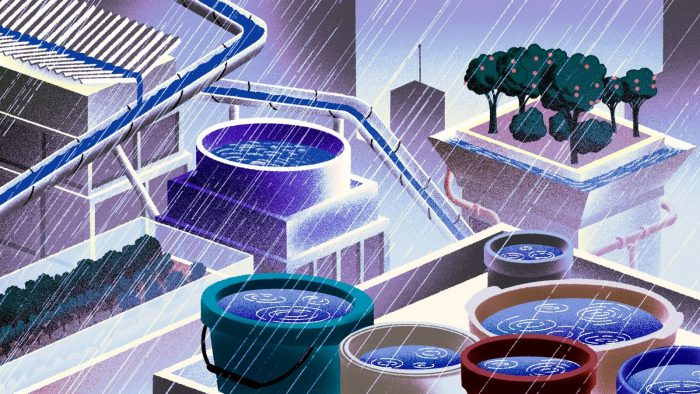 How to Build a Water-Smart City