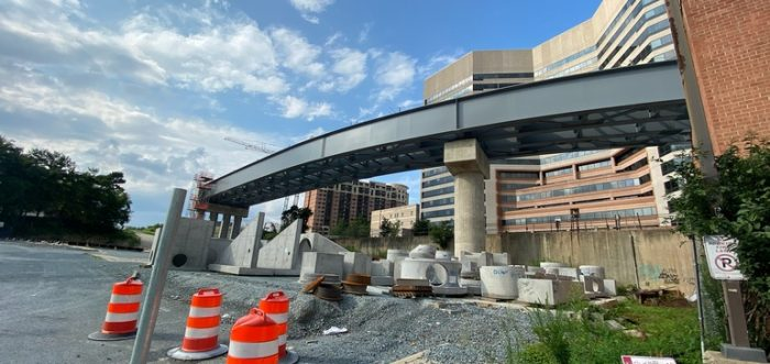 Construction of Maryland's much-delayed Purple Line to resume early next year