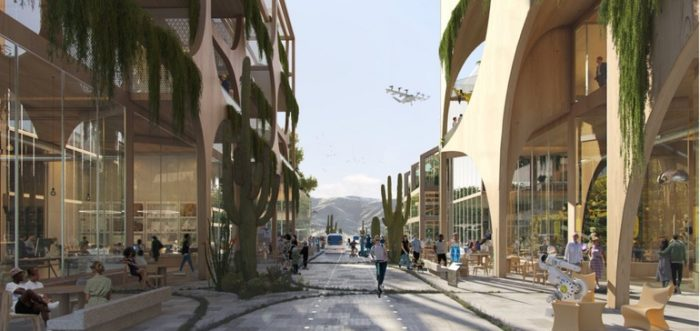 A tech billionaire wants to build a smart city in the desert. Can it be sustainable?