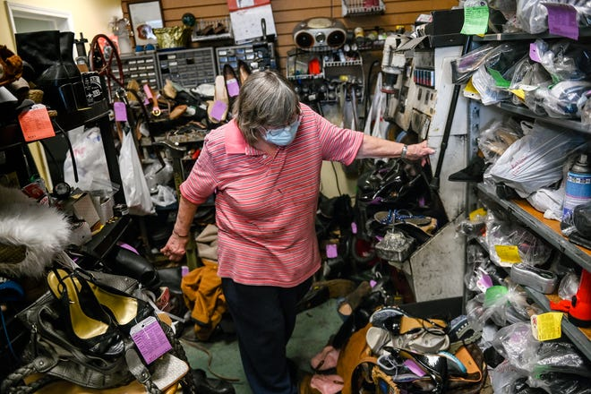 Unclaimed shoes clog Michigan cobblers. An ultra-specific bill could help